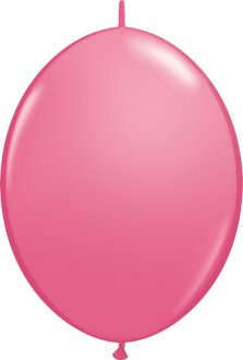 "6"" Rose Quick Link Latex Balloons 50pk"