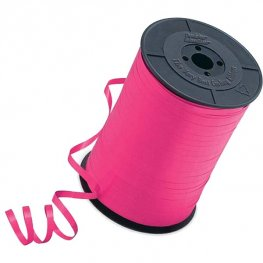 Cerise Curling Ribbons 500m