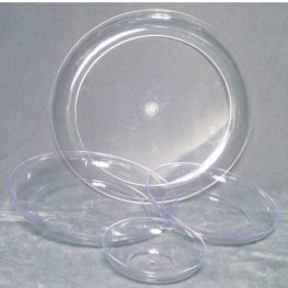 Clear Lomey Dishes