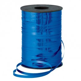 Metallic Blue Curling Ribbons 250m