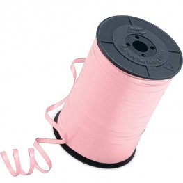 Pink Curling Ribbons 500m