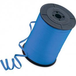 Royal Blue Curling Ribbons 500m