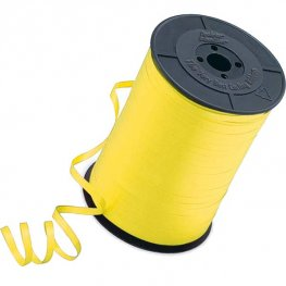 Sunshine Yellow Curling Ribbons 500m