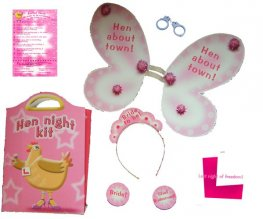 Hen Night Party Kit