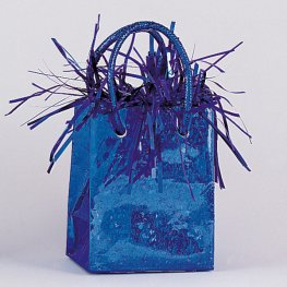Blue Gift Bag Weights