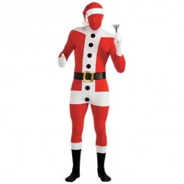 Santa Claus Second Skin Suit