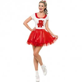 Grease Sandy Cheerleader Costumes