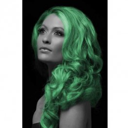 Green Colour Hair Spray