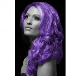 Purple Colour Hair Spray