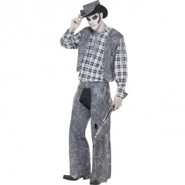 Ghost Town Cowboy Halloween Costume
