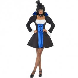 Countess Domini Halloween Fancy Dress Costumes