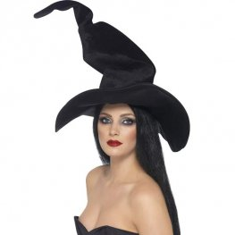 Tall and Twisty Witch Hats