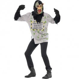 Mutant Monkey Halloween Costume