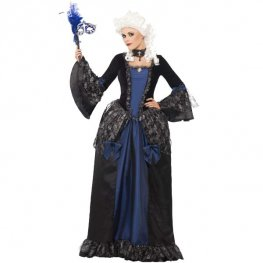 Baroque Beauty Masquerade Halloween Costume