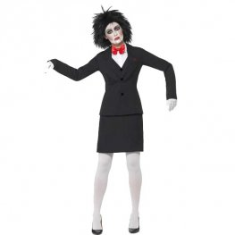 Saw Jigsaw Female Halloween Costume