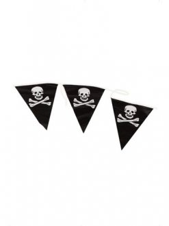 Pirate Printed Triangular Bunting