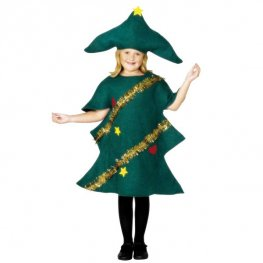 Christmas Tree Fancy Dress Costumes