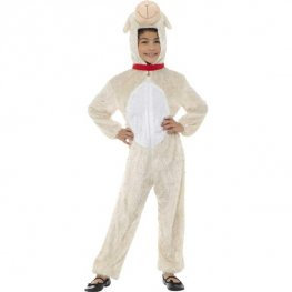 Lamb Fancy Dress Costumes Age 7-9