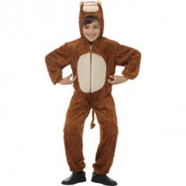 Monkey Fancy Dress Costumes Age 7-9