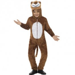 Lion Fancy Dress Costumes Age 7-9