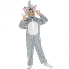 Elephant Fancy Dress Costumes Age 7-9