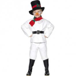 Snowman Fancy Dress Costumes