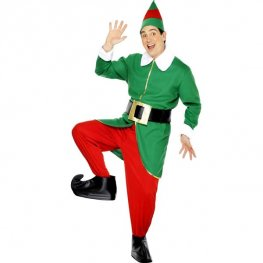 Male Elf Fancy Dress Costumes