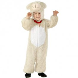 Lamb Fancy Dress Costumes Age 4-6