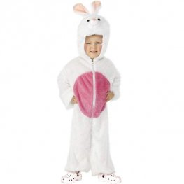 Bunny Fancy Dress Costumes Age 4-6