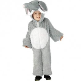Elephant Fancy Dress Costumes Age 4-6
