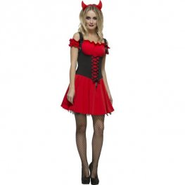 Fever Wicked Devil Halloween Costume