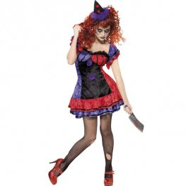 Bo Bo The Clown Halloween Fancy Dress Costumes