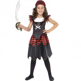 Gothic Pirate Fancy Dress Costumes