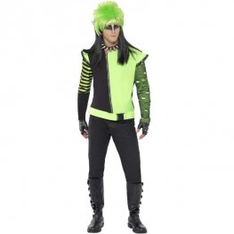 Punk Ivy Elf Halloween Fancy Dress Costumes