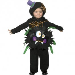Crazy Spider Toddler Costume