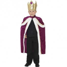 King Kiddy Fancy Dress Costumes