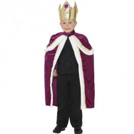 Kiddy King Fancy Dress Costumes