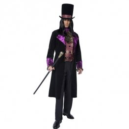 The Gothic Count Halloween Costume