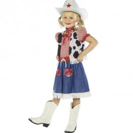 Cowgirl Sweetie Fancy Dress Costumes