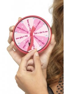 Hen Night Spinner Game