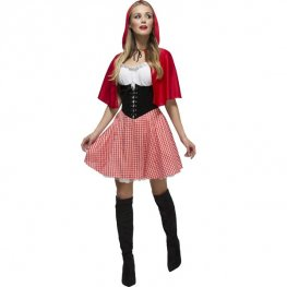 Fever Sexy Red Riding Hood Fancy Dress Costumes
