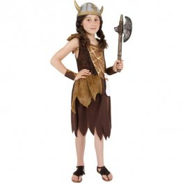 Viking Girl Fancy Dress Costumes