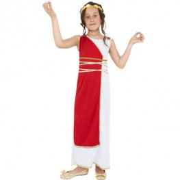 Grecian Girl Fancy Dress Costumes