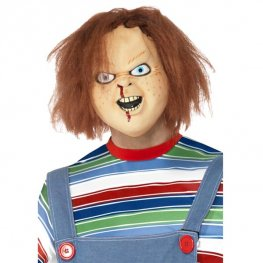 Officially Licensed Chucky Latex Overhead Mask