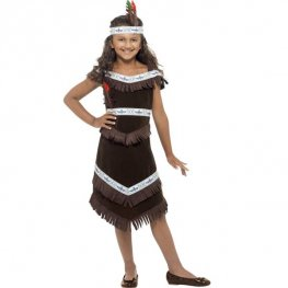 Native American Inspired Girl Costumes