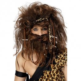 Caveman Dress Up Set