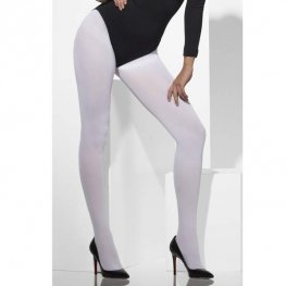 70 Denier White Tights