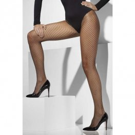 Black Lattice Tights