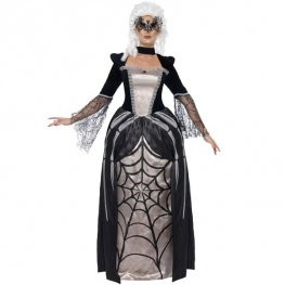 Black Widow Baroness Halloween Costume