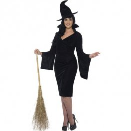 Curves Witch Halloween Costume